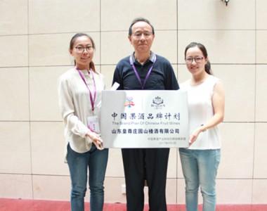 北京,中国果酒科技峰会暨果酒品牌计划启动仪式