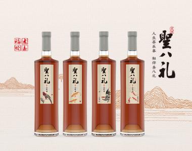 """吉祥之酒,嘉礼之仪:圣八礼山楂酒""""吉祥系列""""新品上市"""