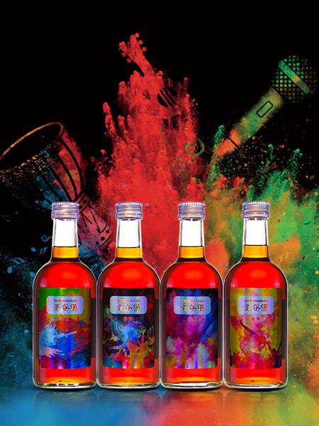 圣登堡·山楂利口酒